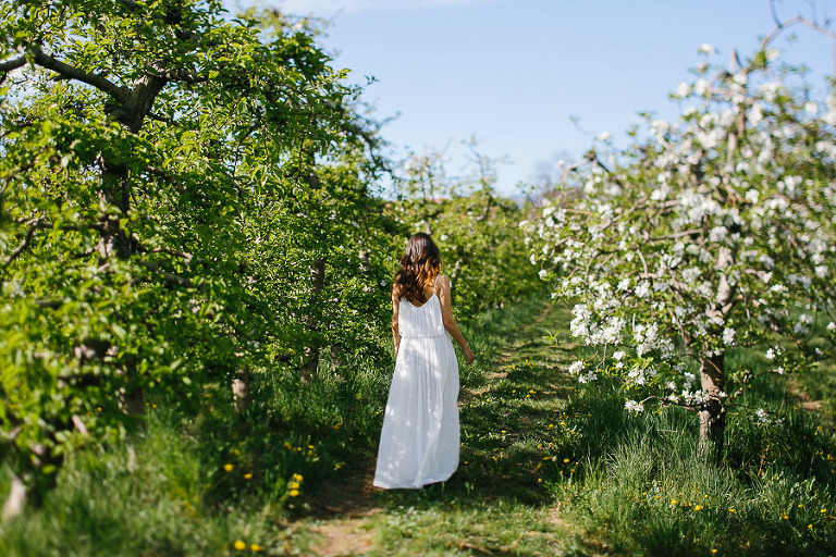 fotografo ritratto Bolzano primavera
