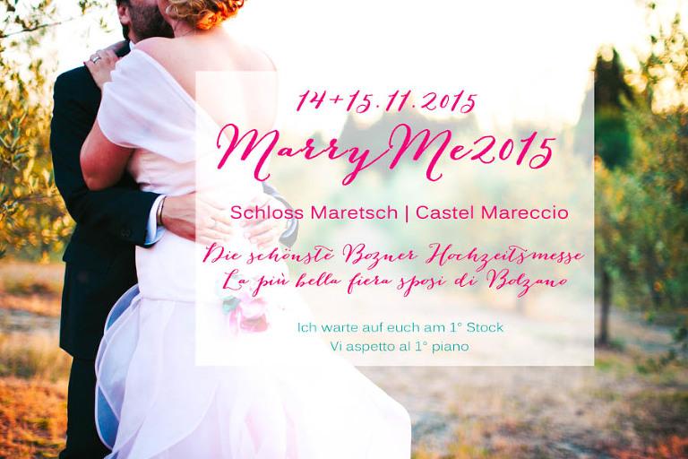 Marry Me Bolzano Fotografo matrimonio