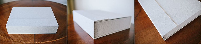 Packaging Box Album Matrimonio moderno