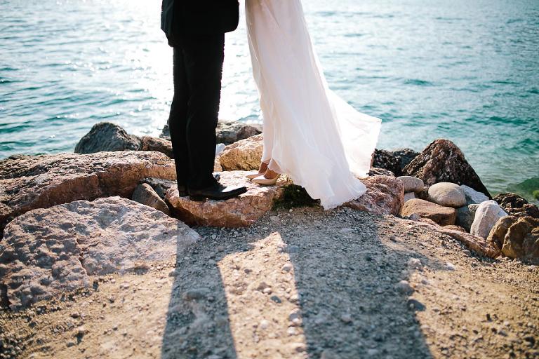 raffinato matrimonio brenzone sul garda