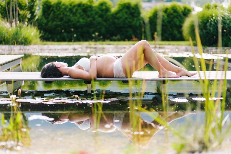 Ritratto di gravidanza e dolce attesa | Trentino Alto Adige