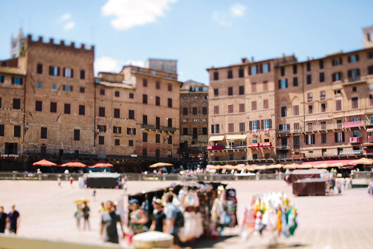 siena toscana centro storico