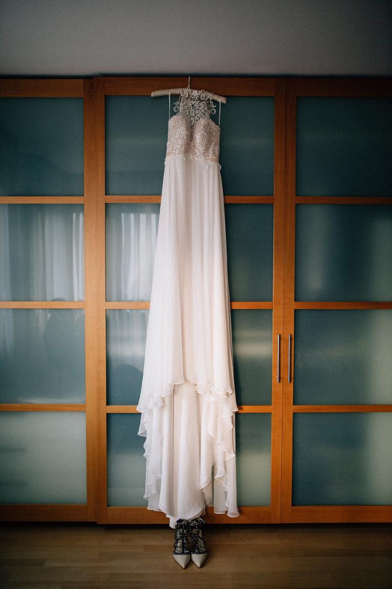 sposarsi d'inverno a Brunico, sposa invernale