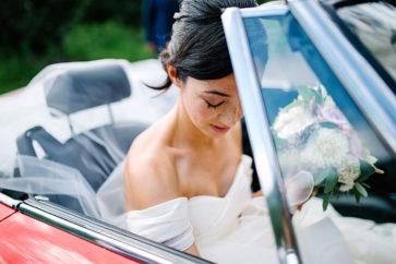 arrivo sposa matrimonio chiesa san valentino merano