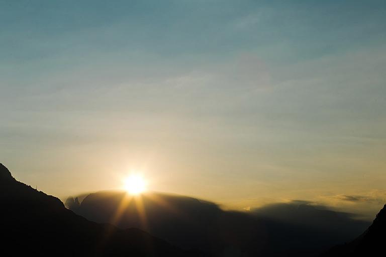 alba bolzano sciliar alpe di siusi